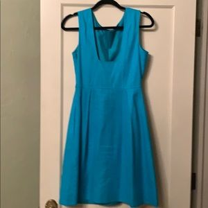 Kate Spade linen  dress with pockets size 4